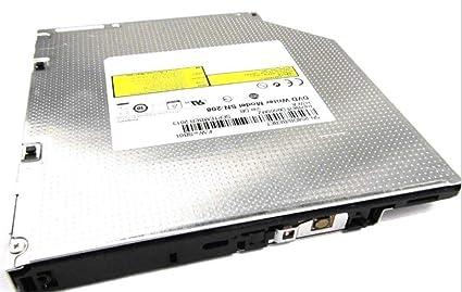 Portátil Unidad óptica grabadora de DVD SATA Drive SN-208 con 12,7 mm de grosor ...