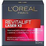 Creme Anti-idade Revitalift Laser X3 Intenso 50ml, L'Oréal Paris, 50Ml