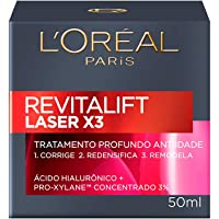Creme Revitalift Laser X3 Intenso 50ml, L'Oréal Paris