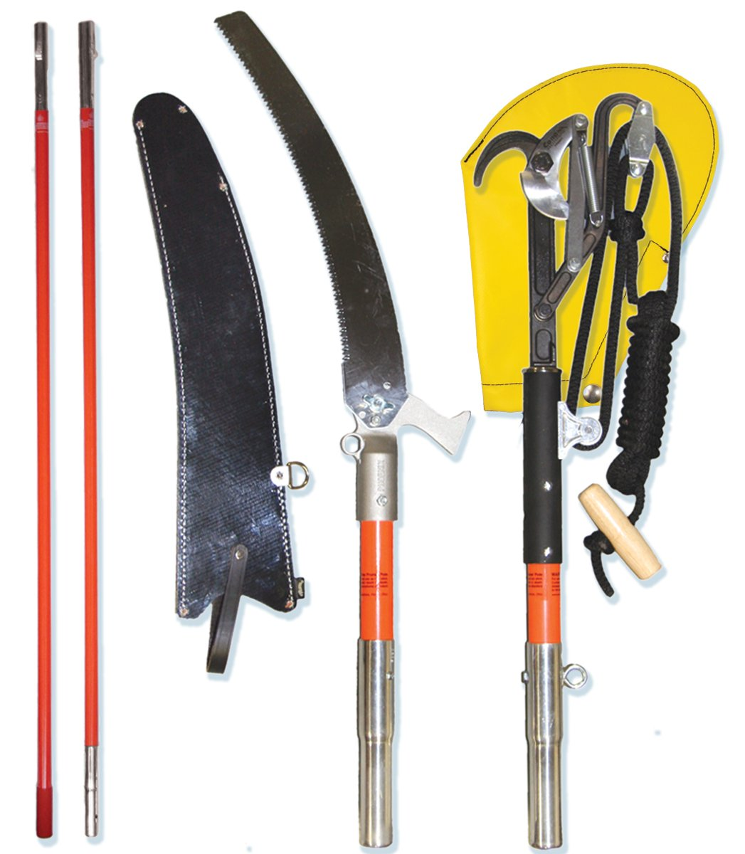 Ultimate Works Pole Saw and Pruner Kit
