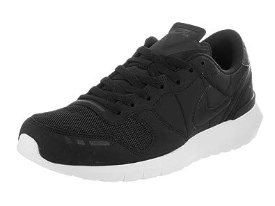 NIKE Mens Air Vrtx 17 Black/Black Black Running Shoe 8 Men US