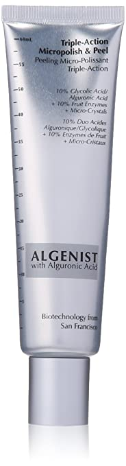 Algenist Triple-Action Micropolish and Peel Women, 2 Ounce