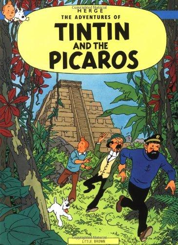Download Tintin and the Picaros (The Adventures of Tintin) PDF Text fb2 ebook