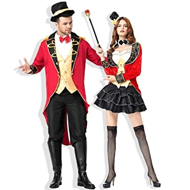 Amazoncom Greatest Showman Pt Barnum Tailcoat Halloween Cosplay