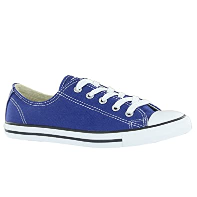 0e97b57e57cf Converse CT All Star Dainty Ox Blue Womens Trainers Size 5.5 UK  Amazon.co. uk  Shoes   Bags