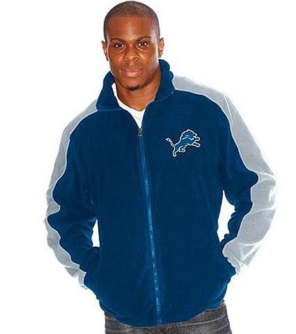 10f5ed48 Amazon.com : Detroit Lions Jacket Vest Reversible 2 Piece Lions Vest ...