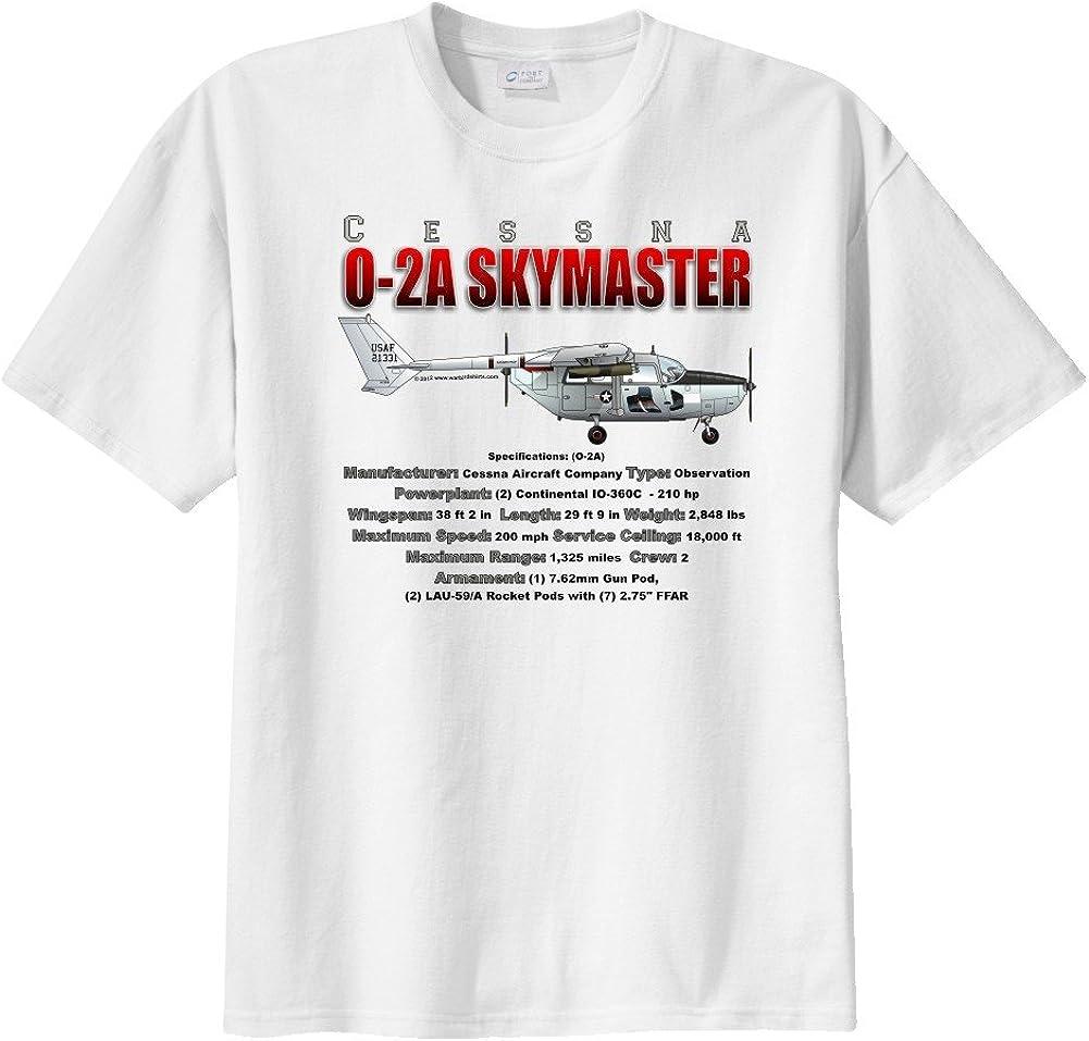 Cessna 340 Aircraft Aviation Black T-Shirt size S-2XL
