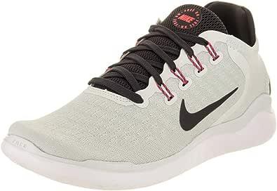 Nike WmnsFree RN 2018, Zapatillas para Mujer, Multicolor (Barely Grey/Oil Grey/White/Geode Teal 001), 39 EU: Amazon.es: Zapatos y complementos