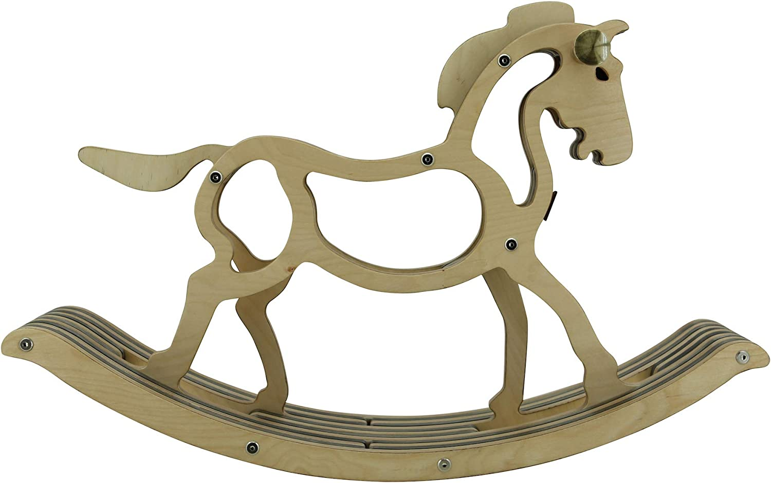 Sweety Toys 11148 rocking horse wooden