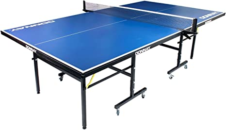 Donnay interior al aire libre plegable de mesa azul tamaño ...