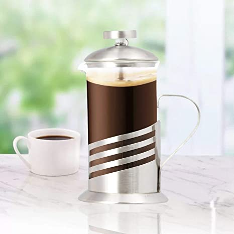Amazon.com: Prensa francesa profesional para cafetera ...