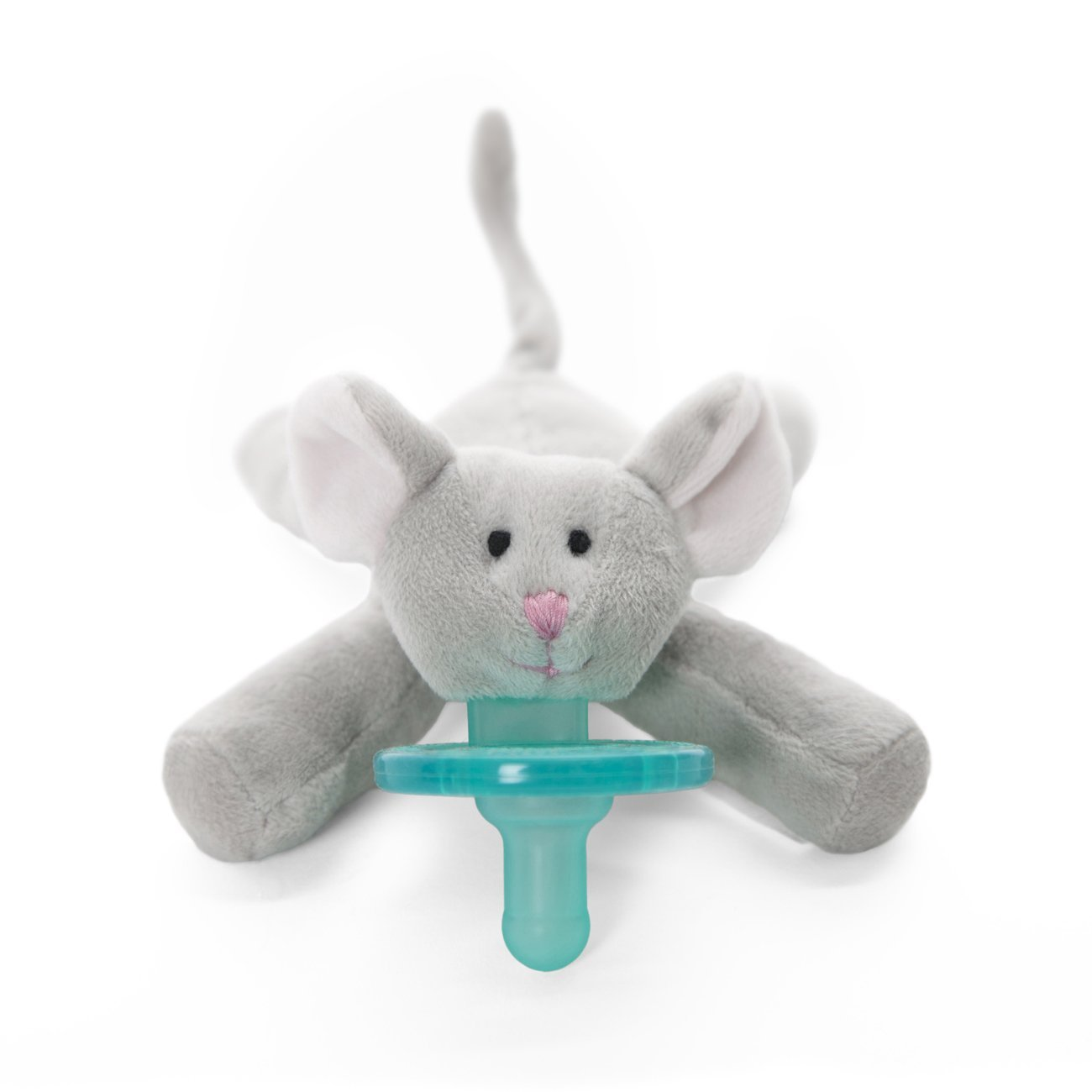 Wubbanub Infant Pacifier - Little Mouse