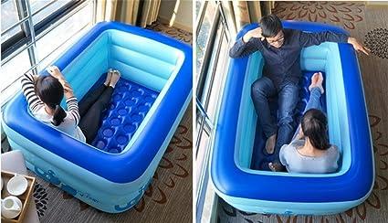 Dimensioni Interne Vasca Da Bagno : Facai bagno gonfiabile doppio tubo spazzolato piumino