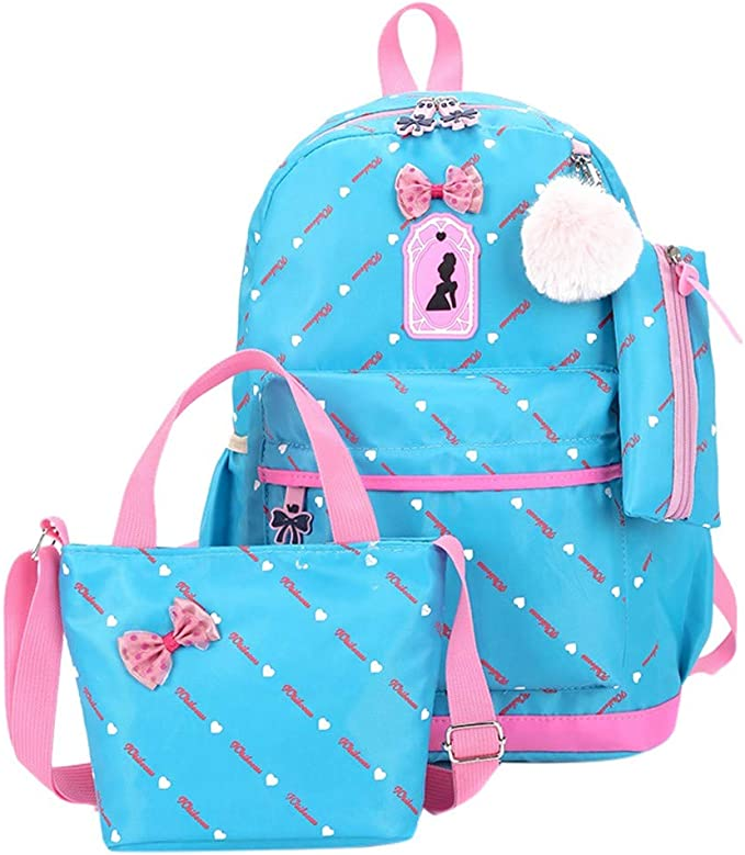 Flamingo Women Specially High Density Shoulder Bags Thick Backpack Travel School Wallet