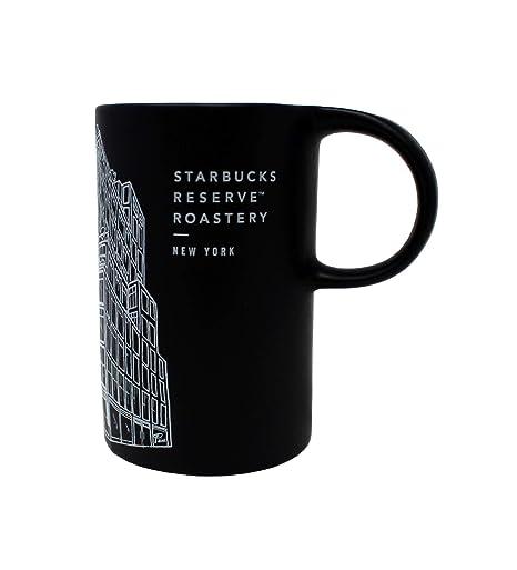 Amazon Com Starbucks Reserve Roastery New York Ceramic Mug