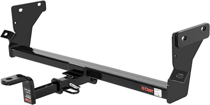 CURT 110063 Class 1 Trailer Hitch with Ball Mount 1-1//4-Inch Receiver  for Select Dodge Caliber