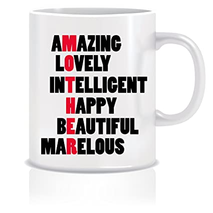 Buy Everyday Desire Mother Coffee Mug Birthday Gifts For Mother