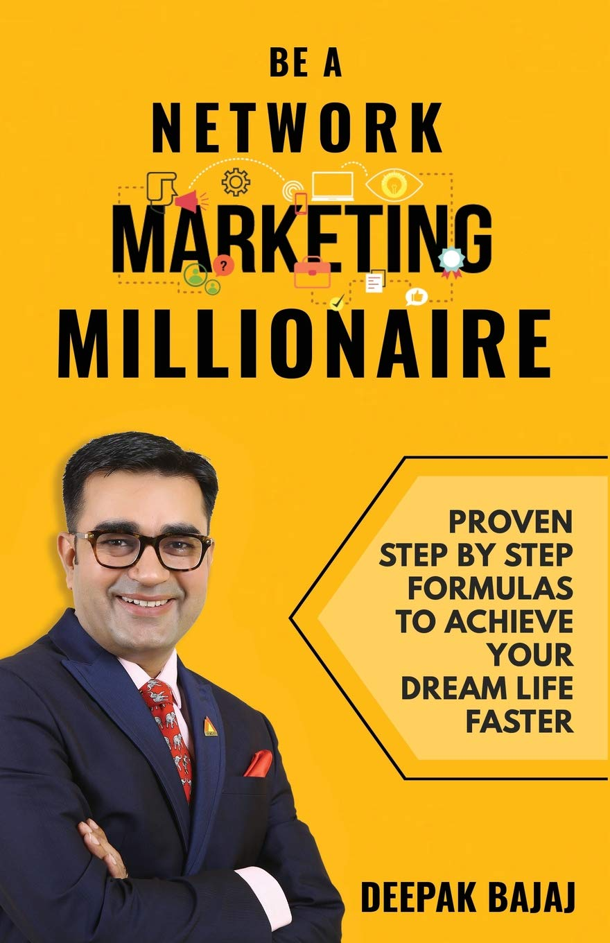 Be a Network Marketing Millionaire ebook