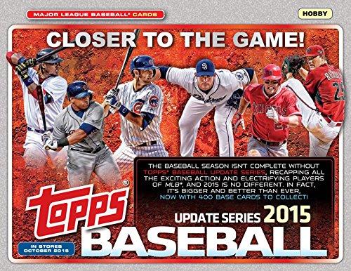 - 2015 Topps Update Baseball Complete Base Set