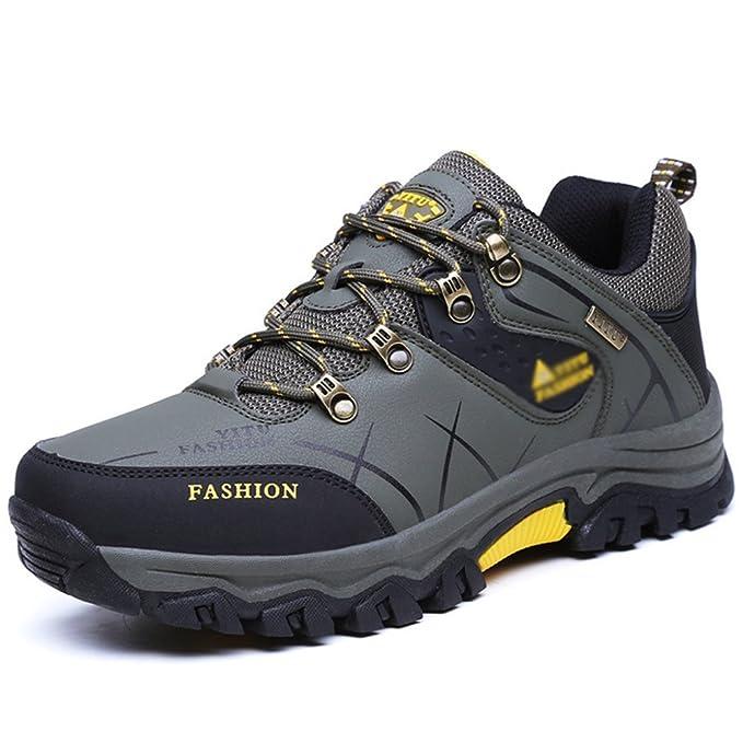 45fc1ef231430 Yra Hombre Zapatos De Montaña Con Tacón Alto Zapatos De Running De Cross-country  Zapatos