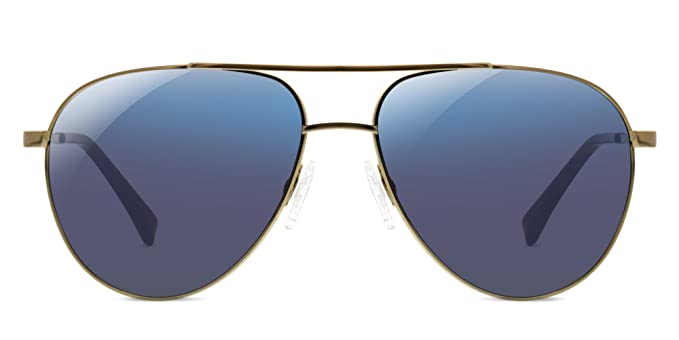 Enchroma Atlas Sunglasses - Glasses for the Color Blind (Gold)