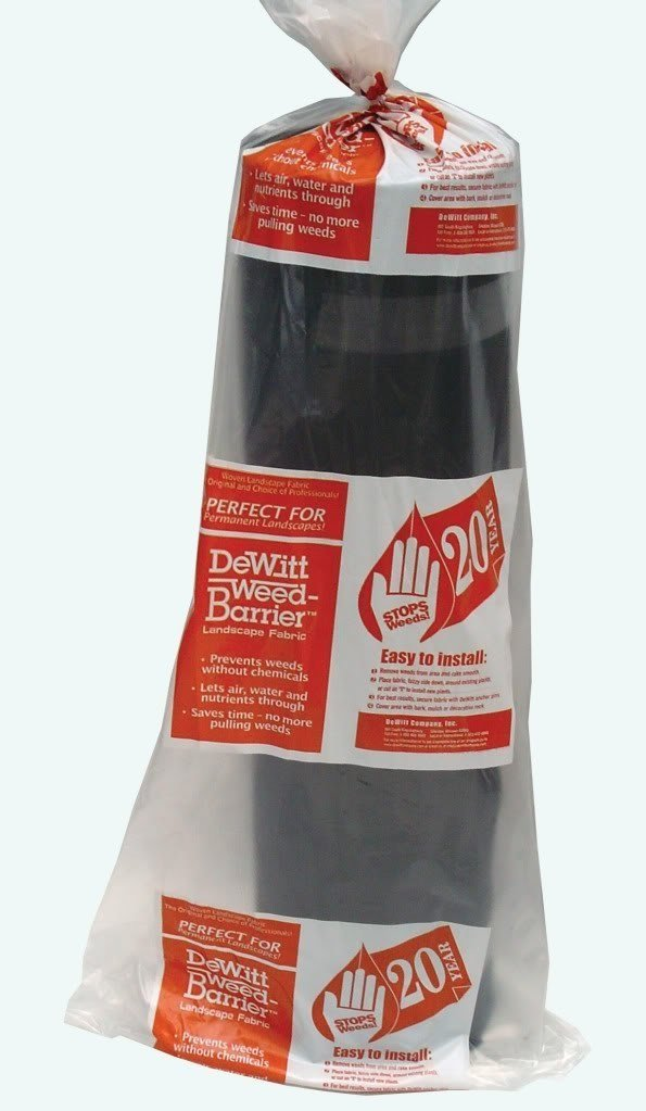 DeWitt Weed Barrier 20 Year 4.1 oz 12' x250' 20 YR-12250 20yr12250 Landscape Mat by 20 Year