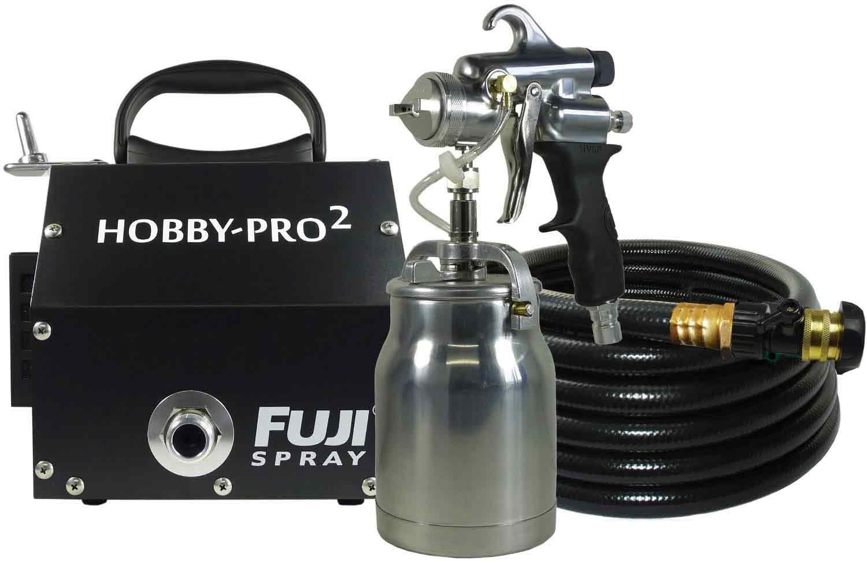 Fuji 2250 Hobby-PRO 2 HVLP Spray System + Bonus Kit + Bonus Filters by Fuji Spray