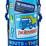 The runabout stainless steel bottle S (emblem)