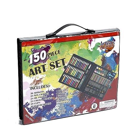 Kaiyu Caja de Regalo Set de artículos de Pintura para niños ...