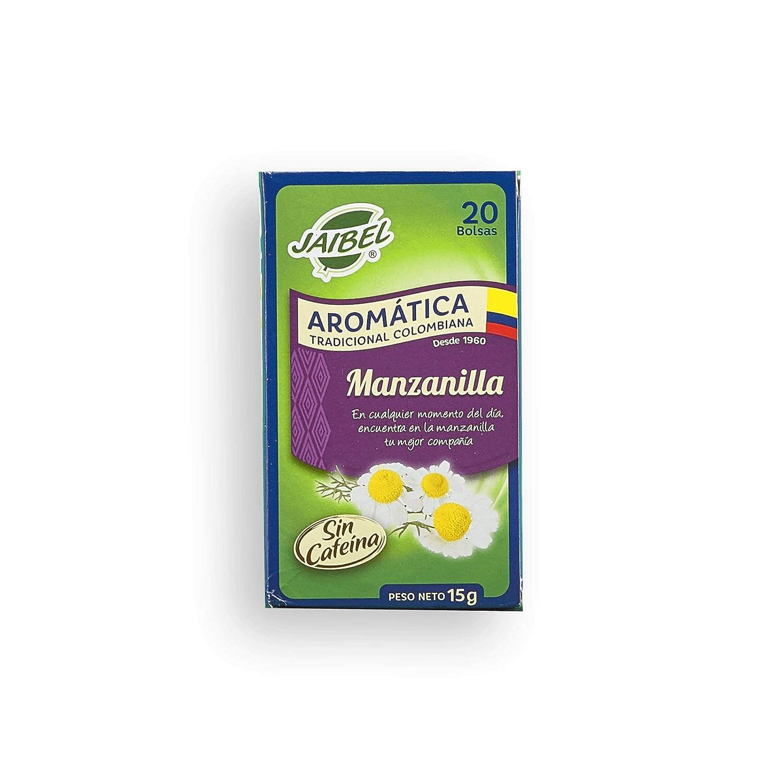 Amazon.com : Jaibel Aromatica Tradicional Colombiana ...