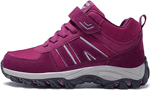 CXQWAN Zapatos Edema de Mujer, Zapatillas de Gimnasia Anchas ...