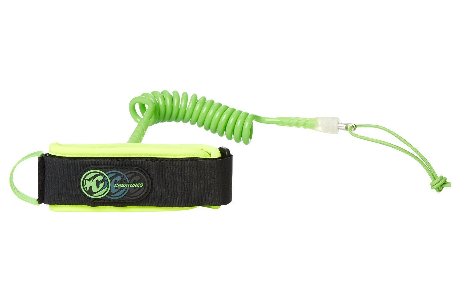 Creatures of Leisure Ryan Hardy Leash LimeClear md