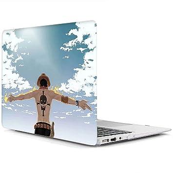 AQYLQ Funda Dura MacBook Pro 13 Pulgadas (Unidad de CD) A1278, Acabado Mate Ultra Delgado Carcasa Rígida Protector de Plástico Cubierta, DH-12 Zoro