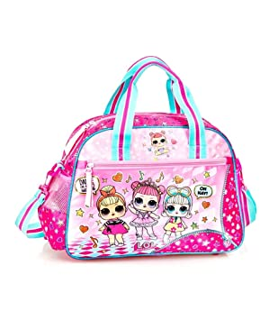 Rainbowfun.de Lol Surprise - Bolsa Deporte, 38x27x17 cm ...