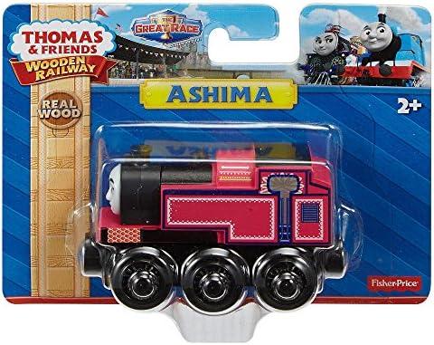Thomas & Friends Wooden Railway Ashima Engine トーマス&フレンズ木製の鉄道Ashimaエンジン [並行輸入品]