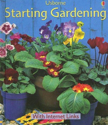 Read Online Starting Gardening (First Skills) ebook