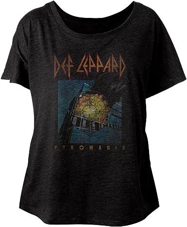 USA TOUR 1980 Def Leppard English Rock Band Heavy Metal Hard Rock Adult T-Shirt