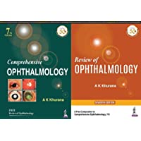 Comprehensive Ophthalmology With Supplementary Book - Review of Ophthalmology