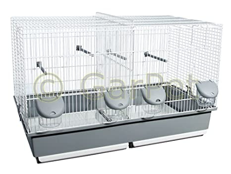 Pájaro jaula notebook Bar separador separador rejilla Cría de ...