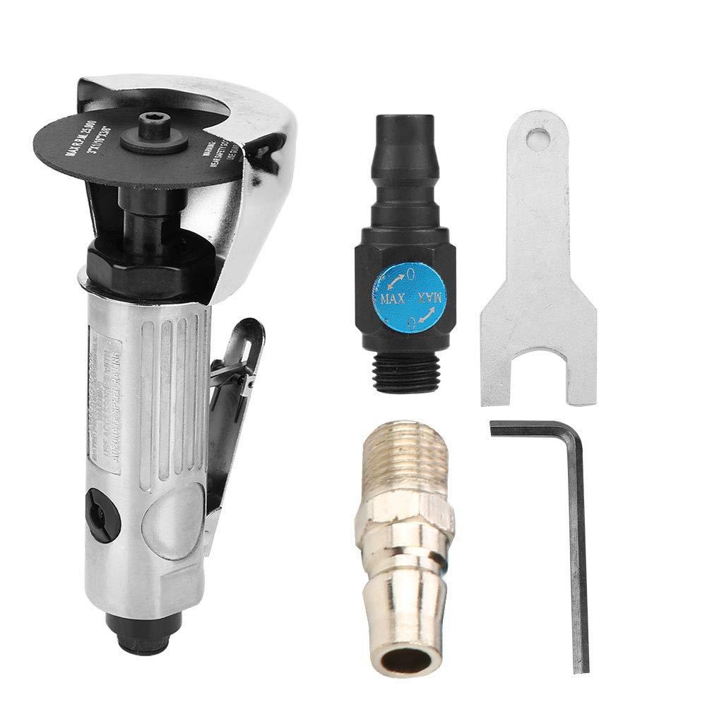Liukouu 3in Adjustable Round High Speed Sanding Pad Air Cutter Pneumatic Cutting Machine(1) by Liukouu