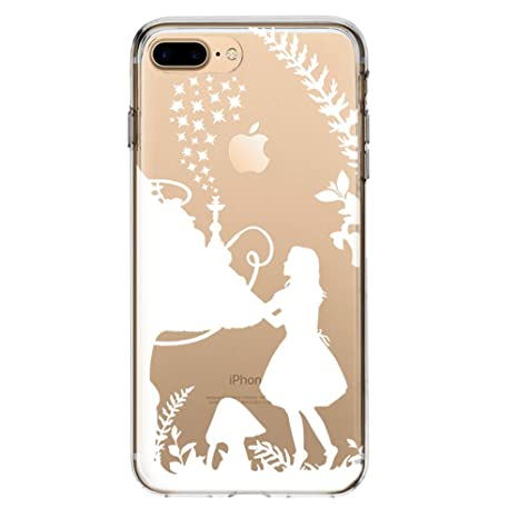 coque iphone 8 plus disney transparente