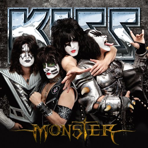 Kiss: Monster (Audio CD)