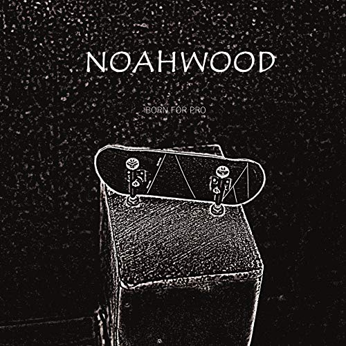 NOAHWOOD Wooden PRO Fingerboards (Deck,Truck,Wheel / a Set) (Born for PRO) by NOAHWOOD (Image #8)