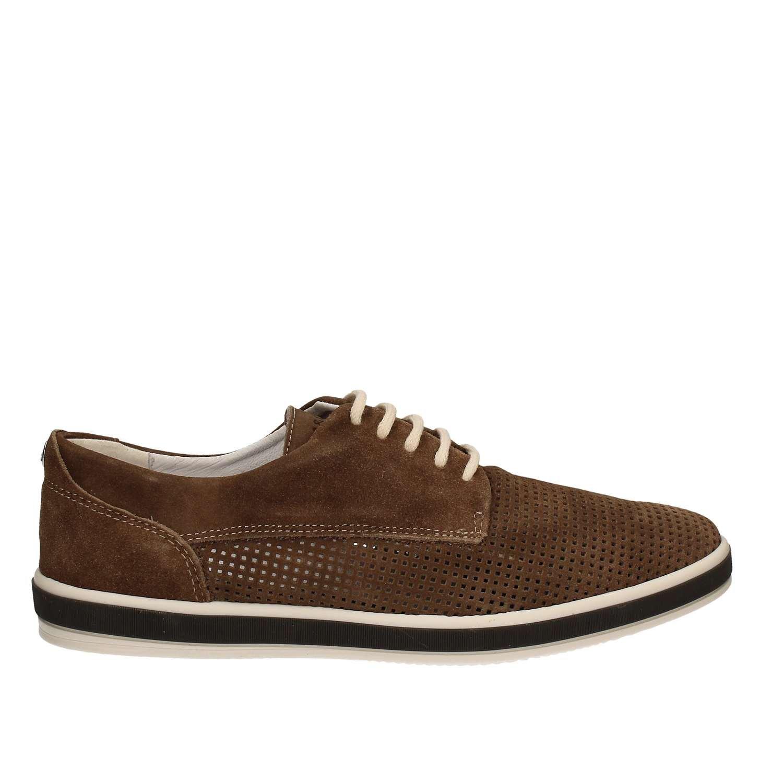 Igi&Co 7687 Chaussures lacets Man Bleu 41 Vo0Hz