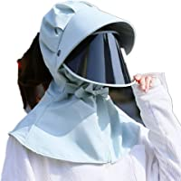 SmartRing Sunglasses Visera, Protección UV para Cabeza