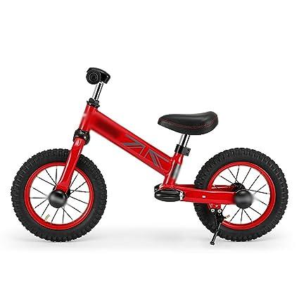 DUWEN Bicicleta para niños de 2-6 años de Edad, Carro de Equilibrio,