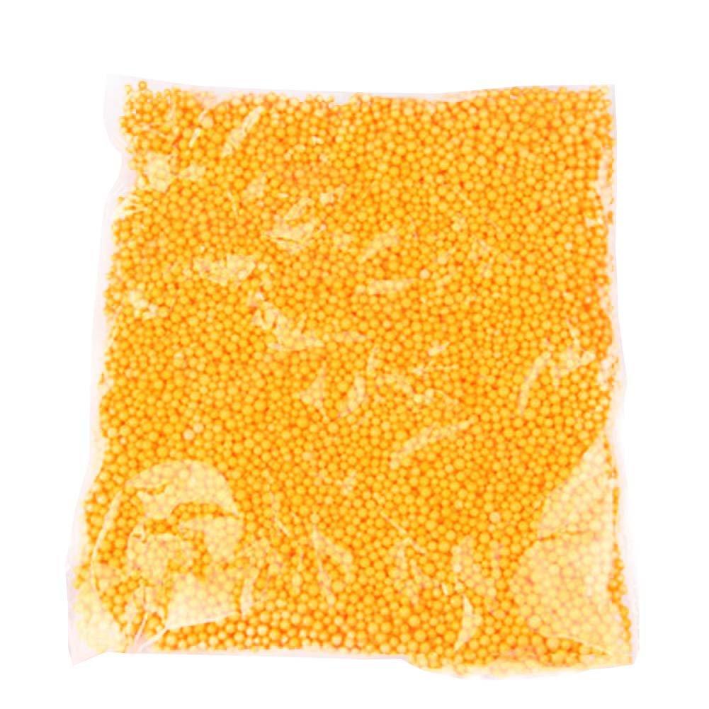 Laat decorazione palline in schiuma di polistirolo Multicolore Perle DIY artigianale di modellazione, 1, 2.5-3.5mm