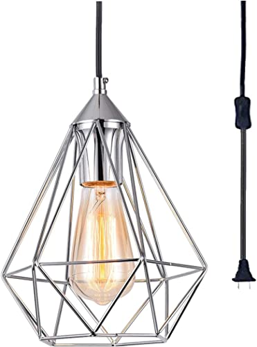 SEEBLEN Plug Modern Pendant Light