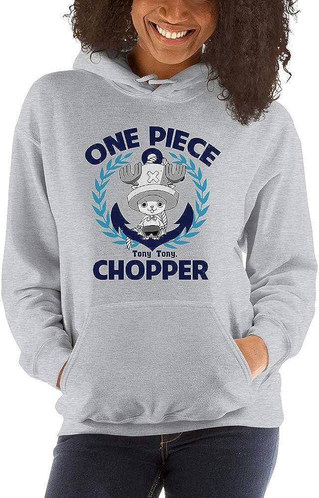 One Piece Anime Tony Tony Chopper Cotton Candy Lover Straw Hat Pirates Doctor Men Women Unisex Hoodie