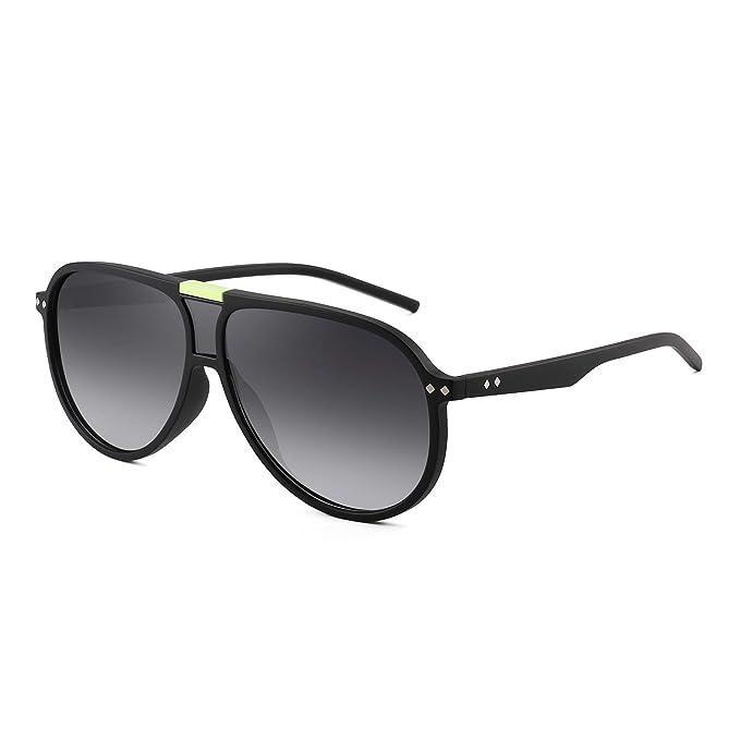 Amazon.com: Glindar Gafas de sol polarizadas de aviador para ...